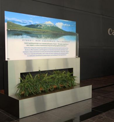 Canon-Lobby-Display